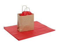 Red Tissue Paper -...
